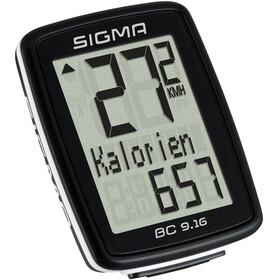 SIGMA SPORT BC 9.16 Compteur de vélo connecté par cable